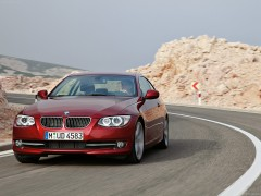 bmw 3-series e92 coupe pic #70719