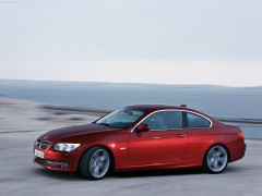 bmw 3-series e92 coupe pic #70721