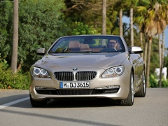 bmw 6-series convertible pic #77161