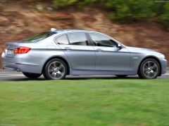 bmw 5-series activehybrid pic #88737