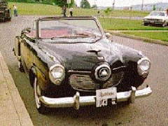 studebaker commander state convertible pic #25809