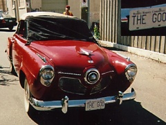 studebaker commander state convertible pic #25810