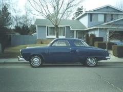 studebaker champion starlight coupe pic #25816