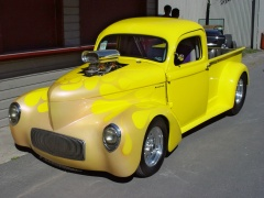 willys custom pic #6096
