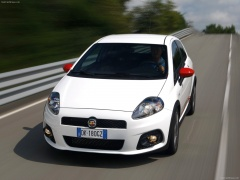Grande Punto Abarth photo #47639