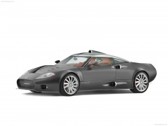 spyker c8 aileron pic #53242