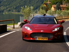 spyker c8 aileron pic #66418