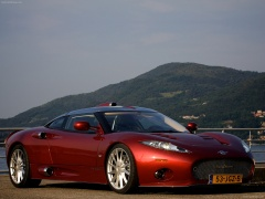 spyker c8 aileron pic #66420