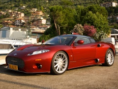 spyker c8 aileron pic #66423