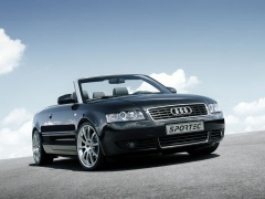 Audi A4 Cabriolet SP460 photo #14017