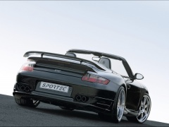 sportec porsche 911 turbo sp600 convertible pic #54456