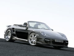 sportec porsche 911 turbo sp600 convertible pic #54460