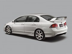 honda civic type-r sedan pic #42713