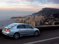 honda civic type-r sedan pic #42716