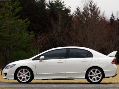 honda civic type-r sedan pic #42717