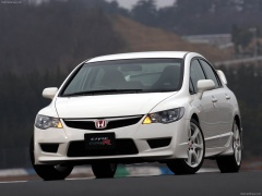 honda civic type-r sedan pic #42720
