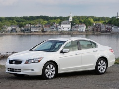 Honda Accord EX-L V6 Sedan pic