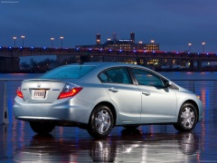 Civic Hybrid photo #80129