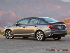 honda civic si sedan pic #85507