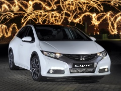 Honda Civic Hatchback pic