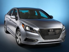 Sonata Plug-In Hybrid photo #135892