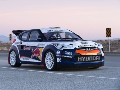 Veloster Rally Car photo #78199