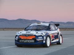 hyundai veloster rally car pic #78200