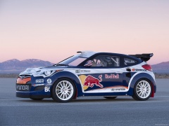 hyundai veloster rally car pic #78203