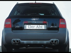 abt a6 all road quattro pic #12855