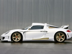 gemballa mirage gt gold edition pic #66492