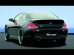 g power bmw g6 v10 coupe (e63) pic #35386