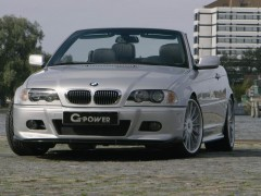 g power bmw 3 series cabrio (e46) pic #35396