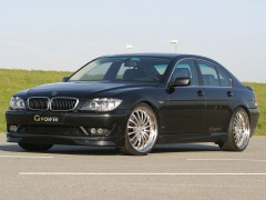 g power bmw g7 5.2 k (e65) pic #36349