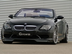 g power bmw m6 hurricane convertible (e64) pic #55744