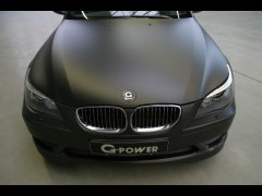 g power bmw hurricane rs (e60) pic #60896