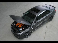 g power bmw hurricane rs (e60) pic #60897