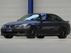 g power bmw hurricane rs (e60) pic #61320