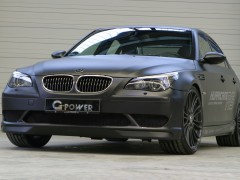 g power bmw hurricane rs (e60) pic #61322