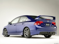 mugen honda civic si sedan pic #60350