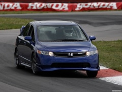 mugen honda civic si sedan pic #60375