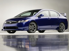 Honda Civic Si Sedan photo #60384