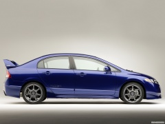 mugen honda civic si sedan pic #60389