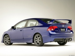 mugen honda civic si sedan pic #60390