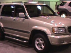 isuzu trooper pic #23138