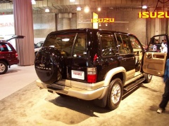 isuzu trooper pic #23308
