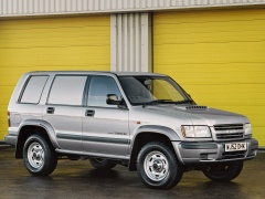 isuzu trooper pic #41305