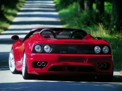 Ferrari F360 Spider F1 SuperSport photo #13945