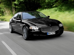 Maserati Quattroporte photo #49366