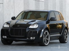 Porsche Cayenne Magnum photo #17735
