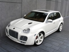 Porsche Cayenne Magnum photo #27308
